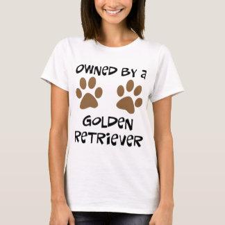 Besessen durch ein golden retriever T-Shirt