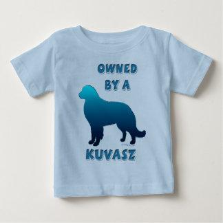 Besessen durch ein Kuvasz Baby T-shirt