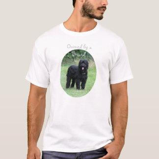 Besessen durch einen Briard HundeunisexT - Shirt, T-Shirt