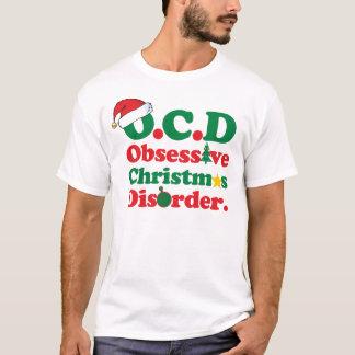 Besessene Weihnachtsstörung T-Shirt
