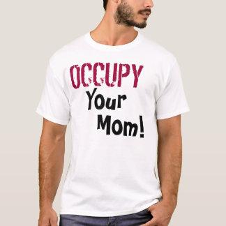Besetzen Sie Ihren Mamma-T - Shirt