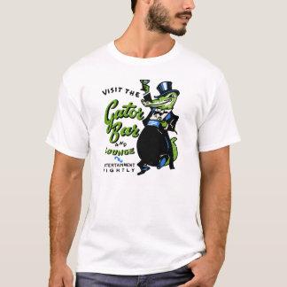 Besichtigen Sie das AlligatorBar und T-Shirt