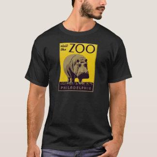 Besichtigen Sie den Zoo!! T-Shirt