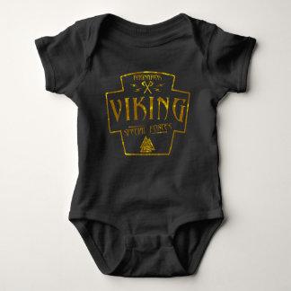 Besondere Kräfte Vikings Ragnarok Baby Strampler