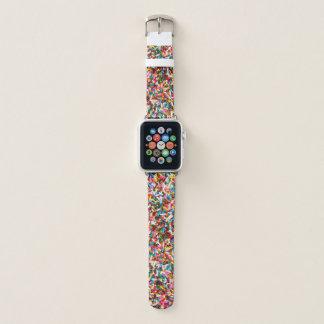 Besprüht Apple Watch Armband