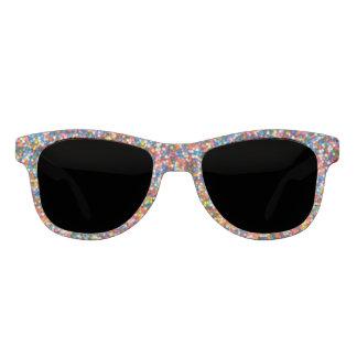 besprüht sunnies sonnenbrille