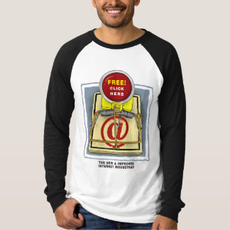 Besserer Mousetrap-grundlegender langer T-Shirt