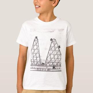 Besserer schlechterer Rollen-Untersetzer T-Shirt