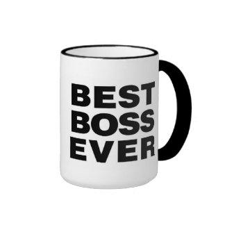 BEST BOSS EVER KAFFEEHAFERL