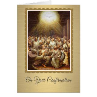 Bestätigungs-Heiliger Geist nach den Aposteln Karte