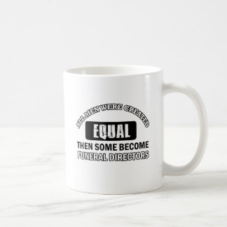 Bestattungsunternehmerentwürfe Kaffeetasse