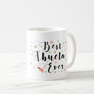 Beste Abuela überhaupt Tasse