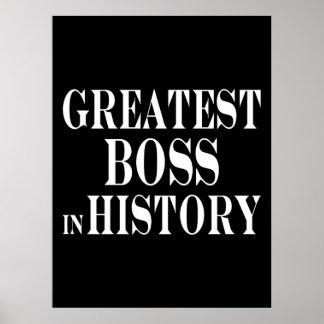 Beste Chefs: Bestster Chef in der Geschichte