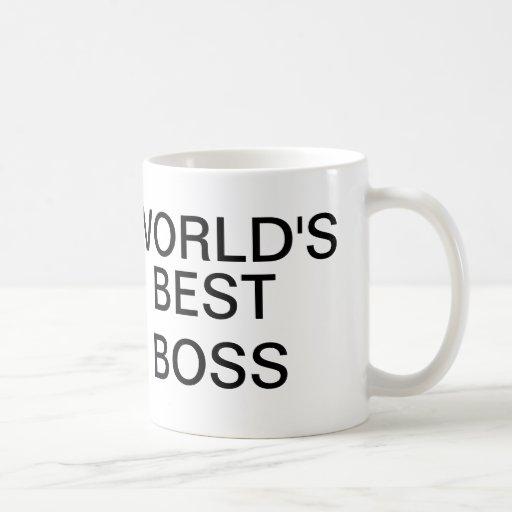 Beste der Chef-Tasse der Welt