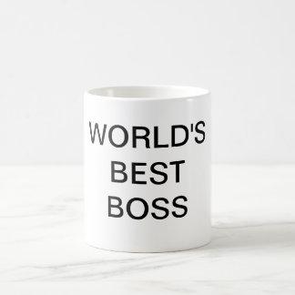 Beste der Chef-Tasse der Welt Tasse
