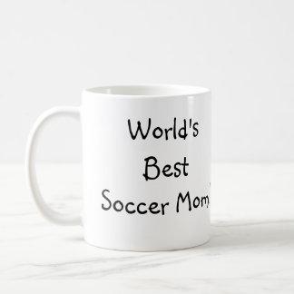Beste der Fußball-Mamma der Welt! Kaffeetasse