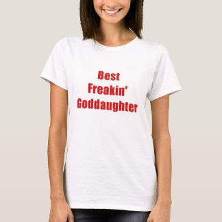 Beste Freakin Patenttochter T-Shirt