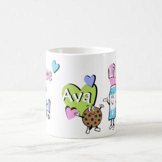 Beste Freund-für immer Tassen-Freundin-Tasse Kaffeetasse