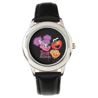 Beste Freund-Sesame Street Uhr