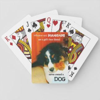 Beste Freund-Standardspielkarten Spielkarten