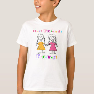 Beste Freund-T-Shirt T-Shirt