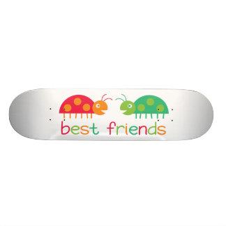 Beste Freund-Wanzen Personalisiertes Skateboarddeck