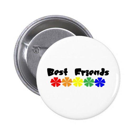 Beste Freunde Buttons