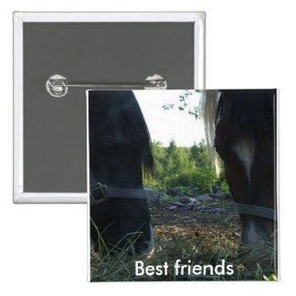 Beste Freunde Button