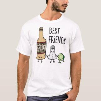 Beste Freunde des Tequila T-Shirt
