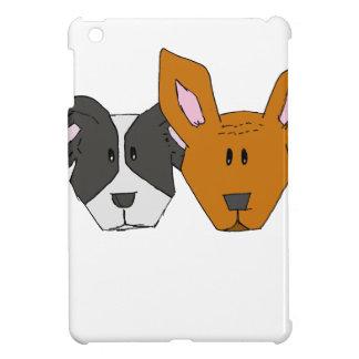 Beste Freunde - die Köter iPad Mini Hülle