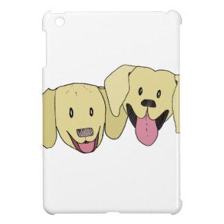 Beste Freunde - die Labradore iPad Mini Hülle
