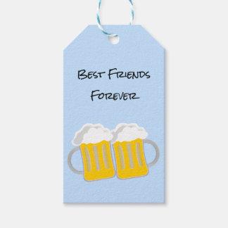 Beste Freunde für immer Geschenkanhänger