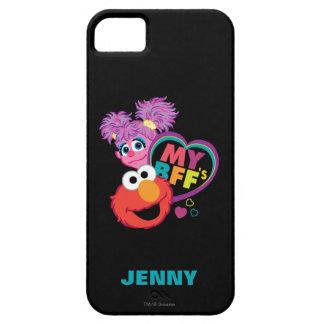 BESTE FREUNDIN Abby und Elmo | addieren Ihren iPhone 5 Hülle