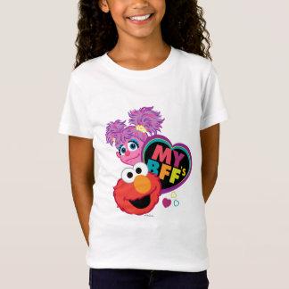 BESTE FREUNDIN Abby und Elmo T-Shirt