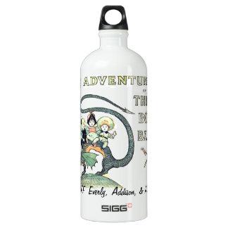 BESTE FREUNDIN mutige Babys des beste Freund-für Aluminiumwasserflasche