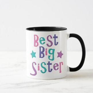 Beste große Schwester Tasse