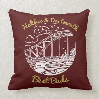 Beste Knospen Neuschottlands Halifax Dartmouth Kissen
