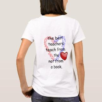 Beste Lehrer T-Shirt