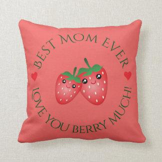 Beste Liebe der Mamma-überhaupt Mutter Tagesc$sie Kissen