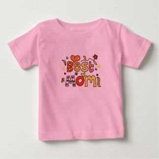 Beste Mamma Baby T-shirt