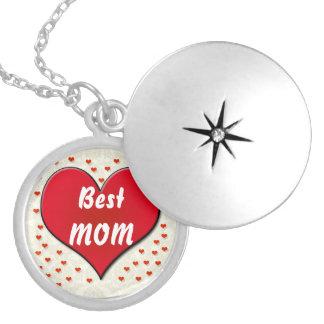 Beste Mamma-Preis-Halsketten Versilberte Kette