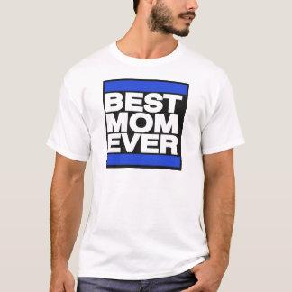 Beste Mamma überhaupt blau T-Shirt