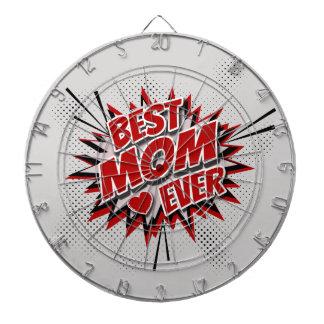 Beste Mamma überhaupt Dartscheibe