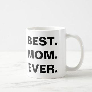 Beste Mamma-überhaupt Kaffee-Tasse Tasse