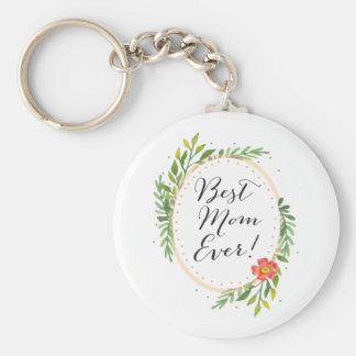 Beste Mamma überhaupt Keychain Schlüsselanhänger