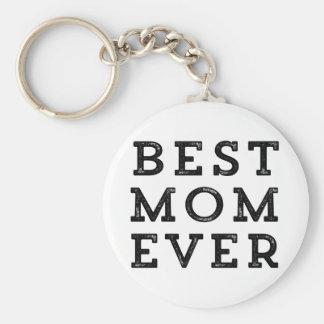 Beste Mamma überhaupt Schlüsselanhänger