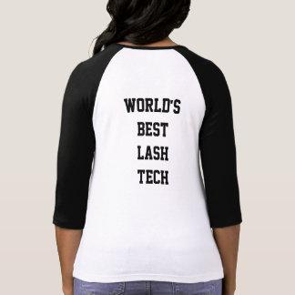 Beste Peitschen-Technologie der Welt T-Shirt
