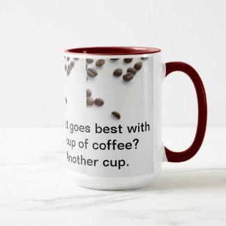 beste Schale ist eine mit Redewendungen Tasse