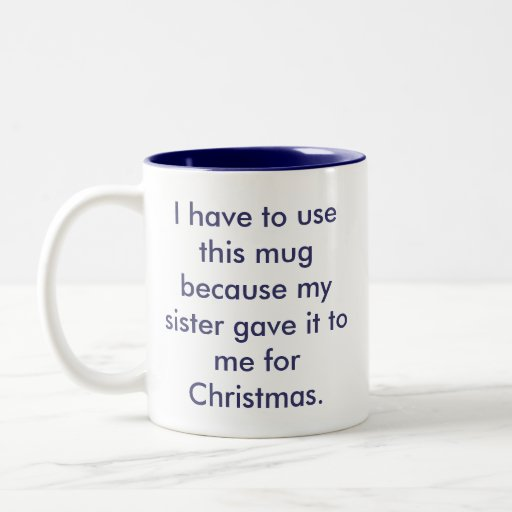 Beste Schwester-Tasse