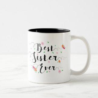 Beste Schwester-überhaupt Tasse